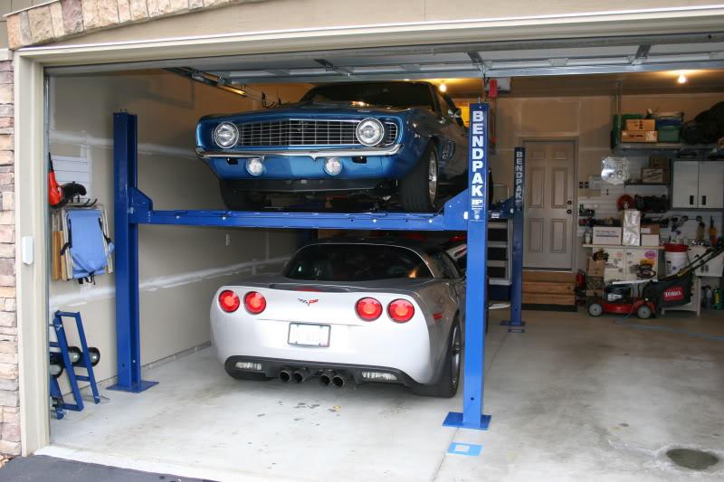 Car lifts Overdoors of Florida